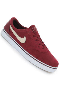 Nike Vulc Rod Schuh (team red metallic gold silk)