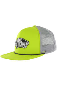 Vans Classic Patch Trucker Cap (neon yellow)