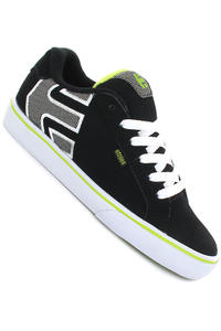 Etnies Fader Vulc Schuh kids (black white green)