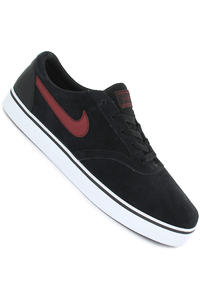 Nike Vulc Rod Shoe (black team red white)