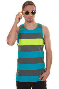 Vans Miscellany Tank-Top (aquarmine gravel lime punch)