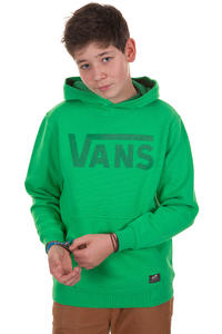 Vans Classic Hoodie kids (true green amazon)