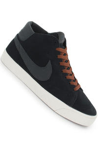 Nike Blazer Mid LR Schuh (black anthracite field brown)