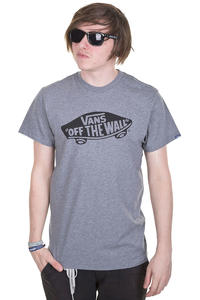 Vans OTW T-Shirt (rock grey heather black)