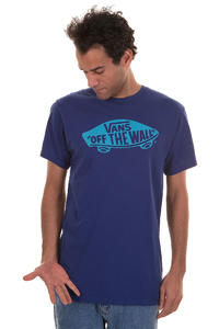Vans OTW T-Shirt (blueprint blue atoll)