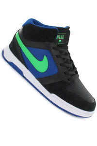 Nike Mogan Mid 3 Schuh kids (black poison green hyper blue)