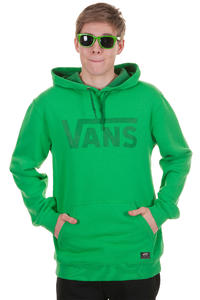 Vans Classic Hoodie (true green amazon)