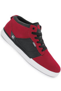 Etnies Jefferson Mid Shoe (red white black)