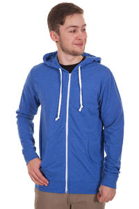 Vans Core Basics Zip-Hoodie (classic blue heather)