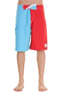 Vans Off The Wall Boardshorts (reinvent red blue atoll)