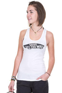 Vans Conquer Tank-Top girls (white)