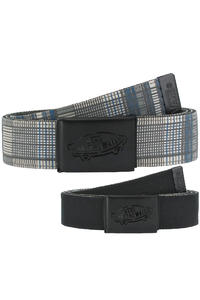 Vans Reverse Belt reversible  (classic blue plaid)