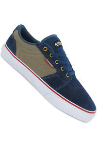 Etnies Barge LS Shoe (navy tan)