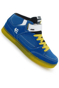 Etnies Number Mid Shoe (blue yellow)