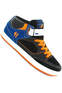 Etnies Number Mid Schuh (black orange white)