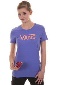 Vans Allegiance T-Shirt girls (blue iris)