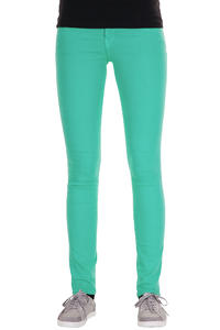 Vans Skinny Jeans girls (sea green cheet)