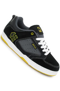Etnies Cartel Schuh (black grey yellow)