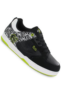 Etnies FSAS x Twitch Cartel Schuh (black white green)