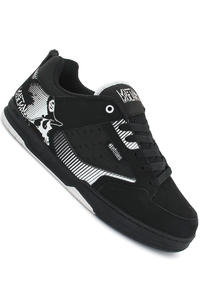Etnies Metal Mulisha Cartel Schuh (black white)