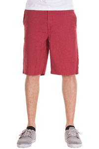 Vans Dewitt Shorts (red heather)
