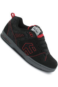 Etnies Metal Mulisha Kontra Schuh (black grey red)