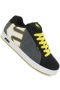 Etnies Fader Schuh (black grey yellow)