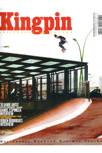 Kingpin Skateboarding Europa 104 08/2012 Magazin