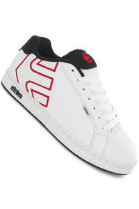 Etnies Fader Schuh (white red gum)