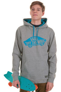 Vans OTW Hoodie (concrete heather aquamarine)