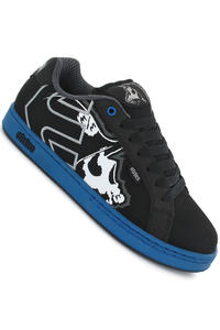 Etnies Metal Mulisha Fader Schuh (black blue grey)