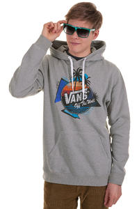 Vans California Incline Hoodie (concrete heather)