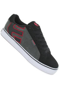Etnies Fader Vulc Schuh (black grey red)