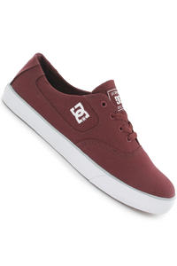 DC Flash TX Shoe (maroon)