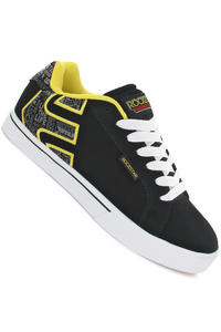 Etnies Rockstar Fader 1.5 Schuh (black white yellow)