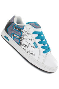 Etnies Fader Schuh girls (white white black)