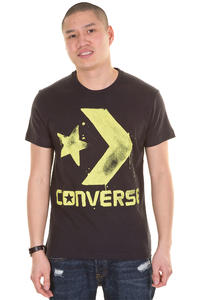 Converse Painted Star T-Shirt (black)