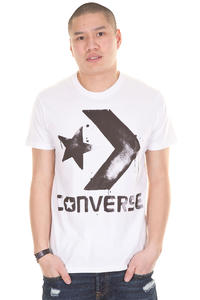 Converse Painted Star T-Shirt (white)