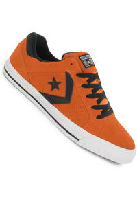Converse Gates Ox Suede Shoe (orange black white)