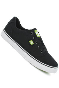 DC Anvil TX Shoe (black soft lime)