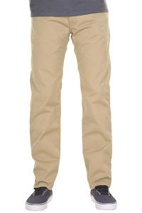 Carhartt Skill Pant Cortez Hose (leather rinsed)
