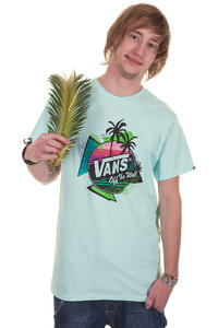 Vans California Incline T-Shirt (ala moana blue)