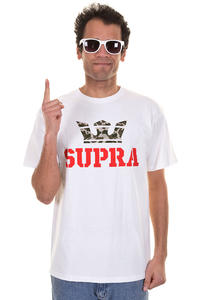 Supra Above T-Shirt (white)