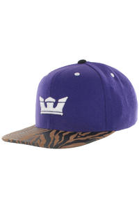 Supra Icon Starter Cap (purple tiger)