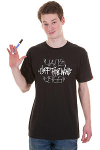 Vans Ghetto By The Sea T-Shirt (black)