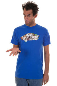 Vans OTW Collage T-Shirt (royal)