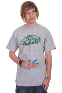 Vans OTW Water Color T-Shirt (athletic grey)