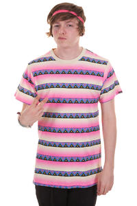 Vans Pink Eruption T-Shirt (pink)