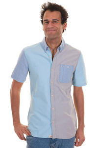 Vans Rusden Block Shirt (luna rock colorblock)