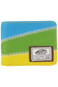 Vans Slasher Wallet (pear malibu blue yellow chrome)